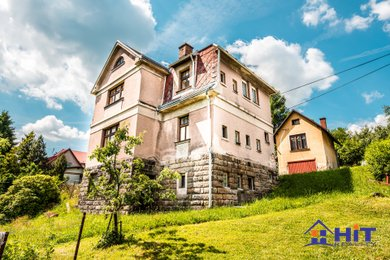 Vila + malý domek - Huntířov u Malé Skály, Ev.č.: 00540