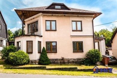 Rodinný domek 4+1+půda v oci Loučky u Malé Skály, Ev.č.: 00541