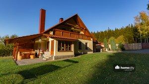 Prodej rodinného domu, 280 m² s pozemkem 2 152 m² - Vortová