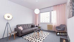 Prodej bytu 2+kk, 42 m² - Pardubice - centrum
