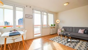Prodej bytu 1+kk, 44 m² - Pardubice - Centrum