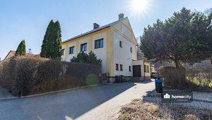 Prodej rodinného domu s pozemkem 2 187 m² - Čistá