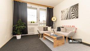Prodej bytu 1+1, 46 m² - Hradec Králové - Nový Hradec Králové