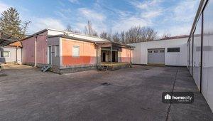 Pronájem, Výrobní a skladovací prostory, 1405 m² - Chrudim