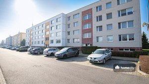 Prodej bytu 1+1, 31,7 m² - Pardubice - Černá za Bory