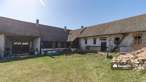 Prodej zemědělské usedlosti, 1091 m² s pozemkem 6437 m²  - Jindřichovice