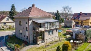 Prodej rodinné domu 298 m² s pozemkem 683 m²  - Týniště nad Orlicí