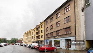 Pronájem bytu 2+1, 75m² - U Husova sboru 1716, Pardubice - Zelené Předměstí