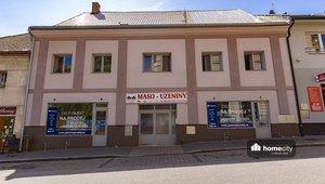 Prodej obchodního prostoru, 700 m² - Přelouč