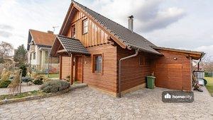 Prodej krásné roubenky 114m² v obci Předhradí