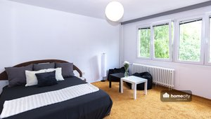 Prodej investičního bytu 1+kk, 28 m² - Pardubice - Polabiny