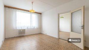 Prodej bytu 1+1, 46 m² - Pardubice - Polabiny