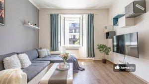 Prodej bytu 2+kk, 56 m² - Praha - Karlín