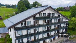 Prodej, Byty 2+kk, 44m² s prostorným balkonem 10m²