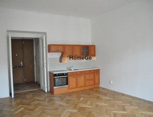 Dlouhodobý pronájem nového zatím neobývaného bytu 2+kk, klidná ulice u Jiřího z Poděbrad, ul. ŘIPSKÁ