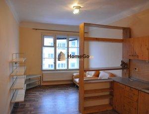 Dlouhodobý pronájem zrekonstruovaného bytu 2+kk, Praha 4 u metra Kačerov, ul. SOUVRATNÍ
