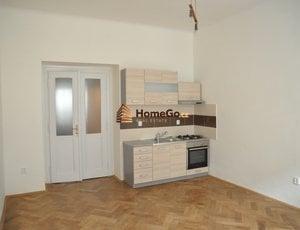 Dlouhodobý pronájem nového bytu 2+kk, klidná ulice u Jiřího z Poděbrad, ul. ŘIPSKÁ