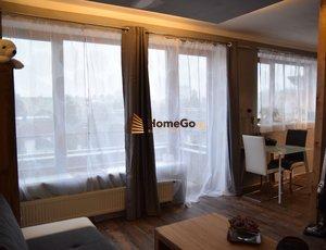 Prodej příjemného bytu 2+kk, terasa, parkovací stání, Dolní Břežany