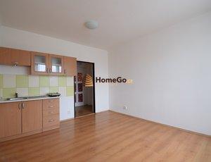 Dlouhodobý pronájem bytu 1+kk, mhd Hostivařská, lesopark Hostivař