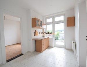 Dlouhodobý pronájem bytu 3+kk, velký balkon, okna jih zahrada, park Hostivař, ul. Hornomecholupska