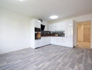 Dlouhodobý pronájem nově zrekonstruovaného bytu 2+kk, Podolí, Nedvědovo náměstí