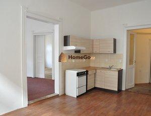 Dlouhodobý pronájem právě nově rekontruovaného bytu 2+1, Praha 3, ul. TÁBORITSKÁ