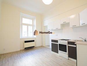 Dlouhodobý pronájem kompletně zrekonstruovaného zatím neobývaného bytu 3+kk se dvěma ložnicemi