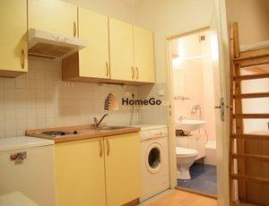 Dlouhodobý pronájem bytu 1+kk, v centru Prahy za zajímavé peníze, ul. ŠTÍTNÉHO