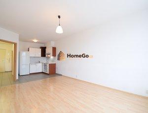 Dlouhodobý pronájem bytu 2+kk, novostavba, garáž, pro jednoho nebo pár, od března, minimálně na rok