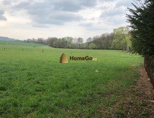 Prodej pozemku na stavbu rodinného domu Stříbrná Skalice, Hradové Střimelice