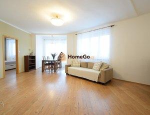 REZERVOVÁNO Dlouhodobý pronájem moderního bytu 3+1, od září se slevou, nebo od října
