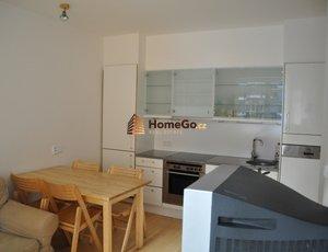 Dlouhodobý pronájem nového otevřeného bytu 2+kk v novostavbě, Vysočany, metro Vysočanská, ul. Nepilova