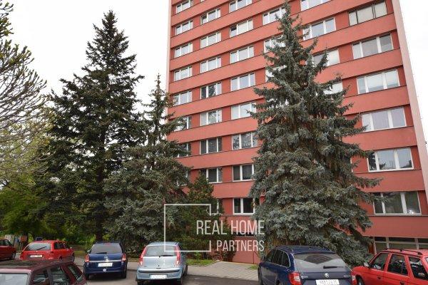 Pronájem bytu OV 3+1, CP 78 m², Brno – Štýřice, ul. Pšeník