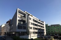 Pronájem, Novostavba, byt 2+kk, balkon, šatna, CP 55 m2, Brno - střed, ul. Kopečná