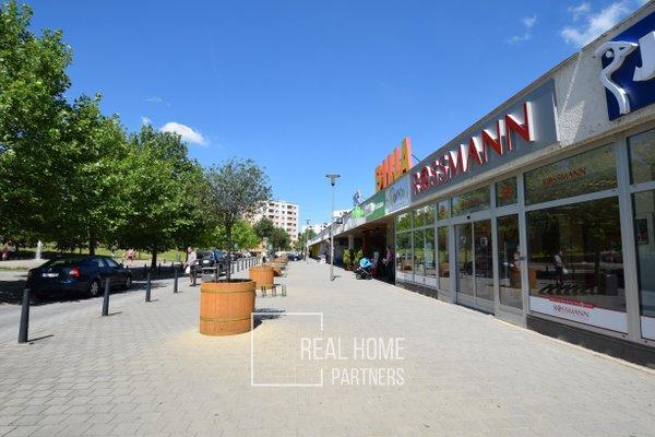 Pronájem obchodních prostor, CP 33 m2, ul. Kubíčkova, Brno - Bystrc