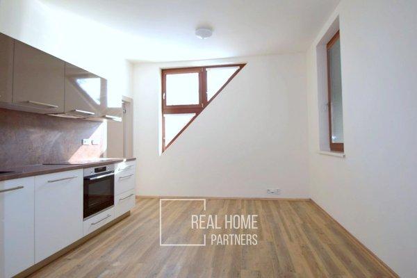 Prodej , novostavba byt 2+KK, terasa, CP 52 m2, Štýřice, Červený Kopec