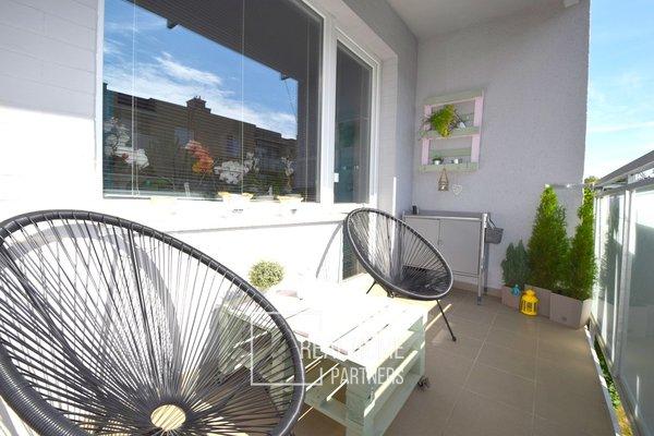 Prodej cihlový byt 3+1 s balkónem, Brno - Slatina