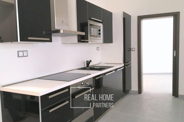 Pronájem, novostavba, byt 2+kk, klimatizace, CP 51 m² , Brno - střed, Jakubské náměstí