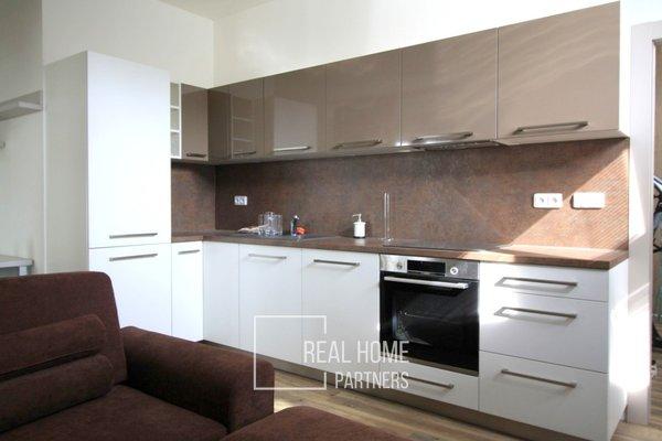 Pronájem, novostavba byt 2+KK, terasa, CP 52 m2, Štýřice, Červený Kopec