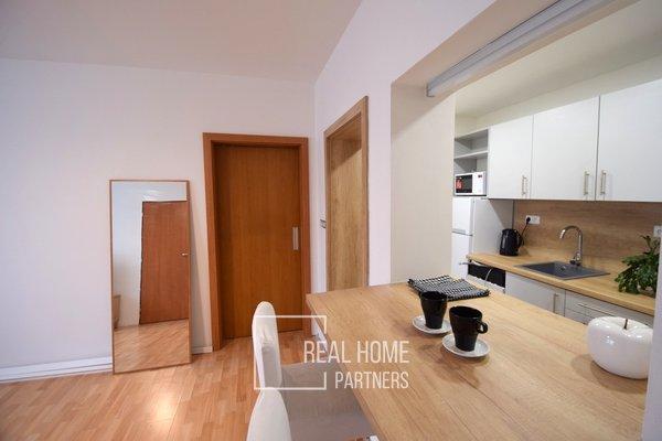 Pronájem novostavba byt 2+kk, 55m² Brno - Komín