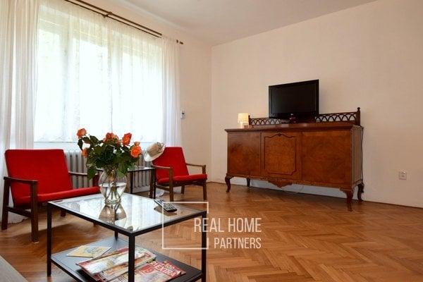Pronájem, Rodinné domy, CP 110m², Brno - Žabovřesky