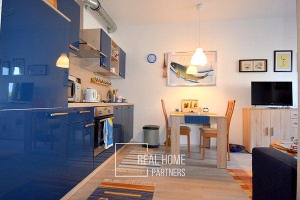 Pronájem, byt novostavba, balkon, parkovací stání, CP 47 m2 Brno-Slatina