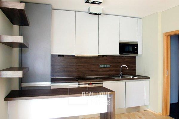 Pronájem, byt 3+kk, terasa, klimatizace, garážové stání CP 101 m², Brno-střed