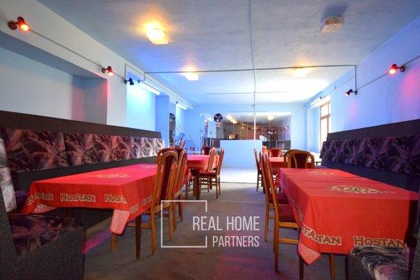 Prodej, komerční objekt, restaurace, CP 470 m², byt 2+kk Loděnice, Brno - venkov