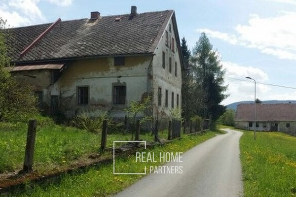 Prodej domu,  zastavěná plocha 389m², parcela 1837 m2, Dolní Morava, Ústí nad Orlicí