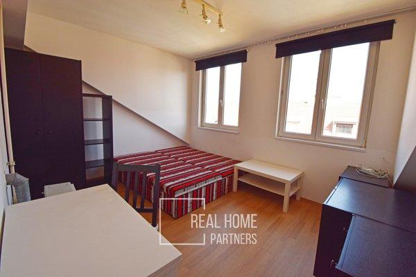 Pronájem, Byty 1+kk, 21 m², Brno-Královo Pole, ulice Malátova