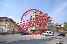 """Developerský projekt """"Rezidenční byty Berkova"""", Brno-Královo Pole"""