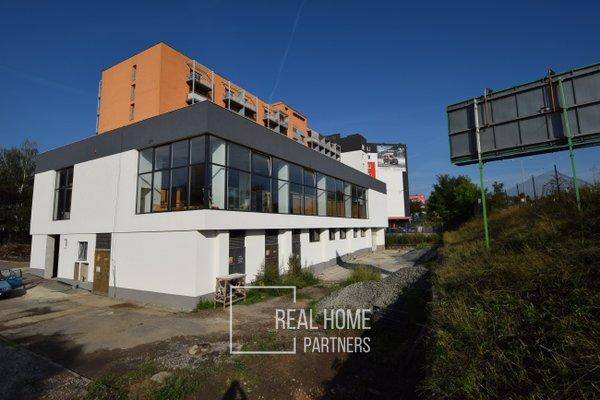 Pronájem obchodních (komerčních) prostor, CP 450 m2, ul. Božetěchova, Brno – Královo Pole