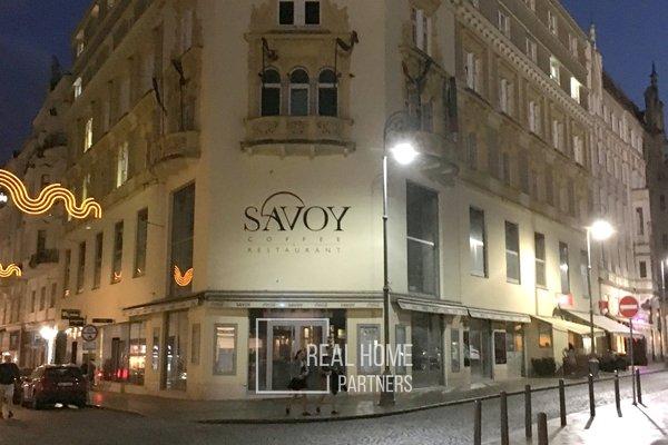 Pronájem, novostavba byt 1+kk,  klimatizace, CP 28 m² , Brno - střed, Jakubské náměstí