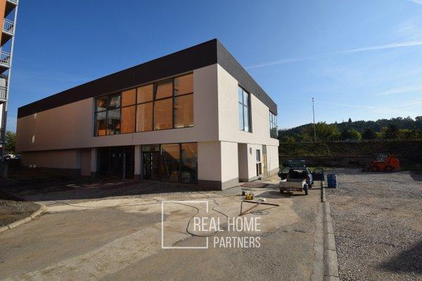 Pronájem skladových (komerčních) prostor, CP 450 m2, ul. Božetěchova, Brno – Královo Pole